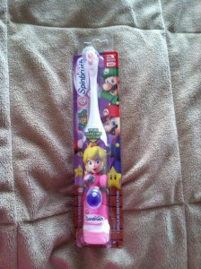 my_princess_peach_toothbrush__by_toadettecutie-d7l65jk